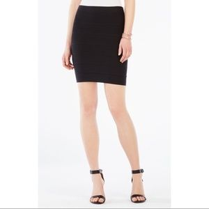 BCBG Simone Bandage Skirt - Black - Classic!
